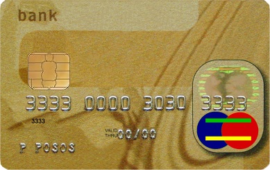 No Credit Check Credit Cards >> Actual size of Credit Card
