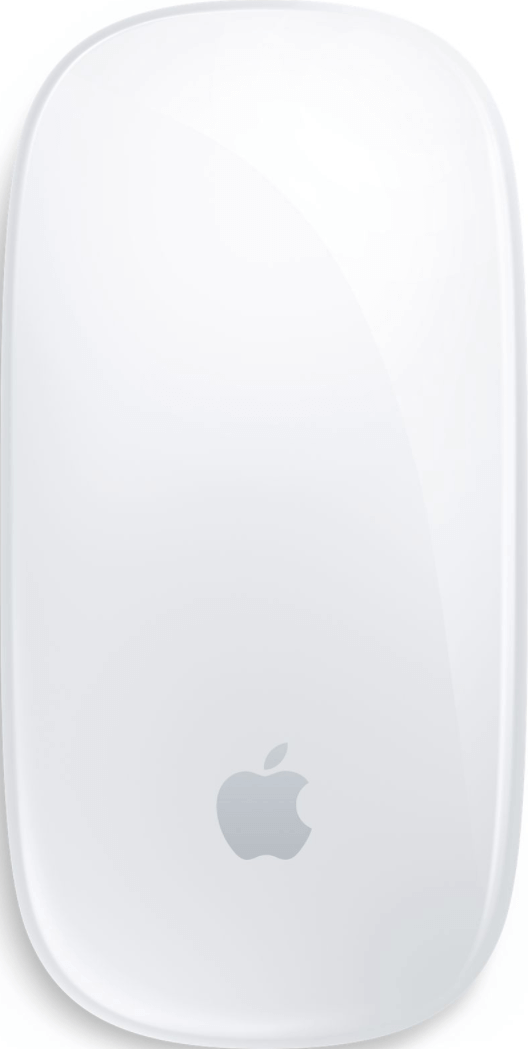 Immagine reale dimensione di  Magic Mouse 2 .