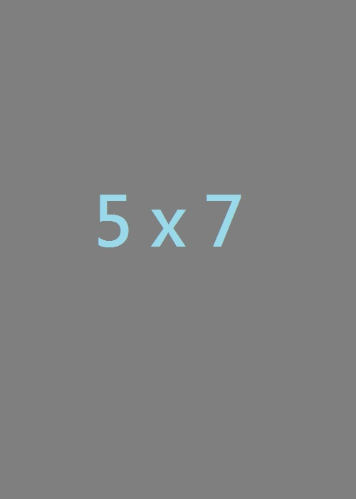 actual size of photo 5x7 13x18cm. Black Bedroom Furniture Sets. Home Design Ideas