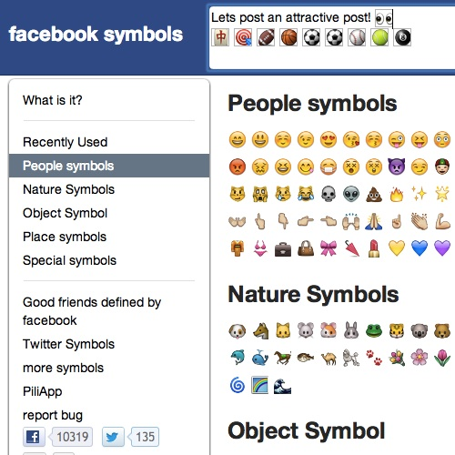 Facebook Symbols smiley Facebook Emoticons Code Clap